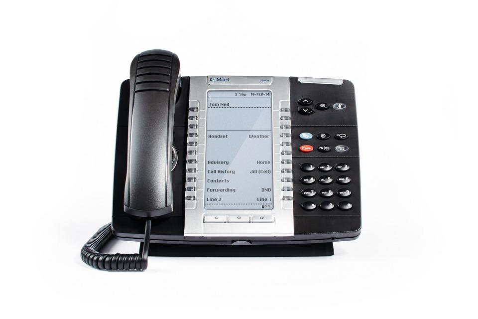 Telefonanlagen Cluster für 8 Standorte
