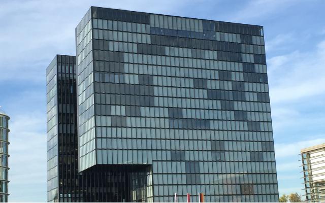 EDV Verkabelung im Hotelneubau in Düsseldorf