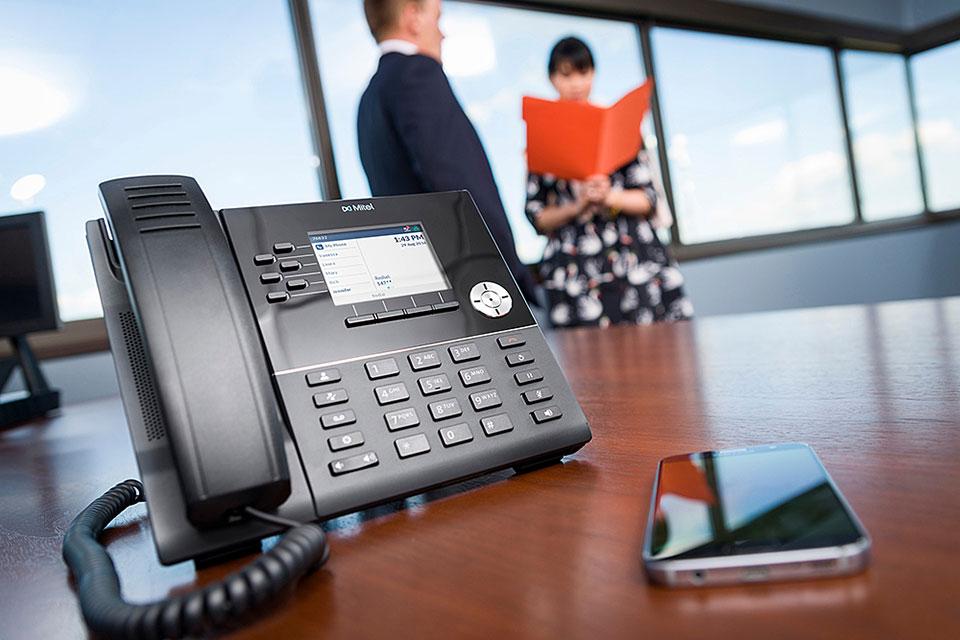 Hein Netzwerktechnik - Telefonanlagen Cluster für 8 Standorte