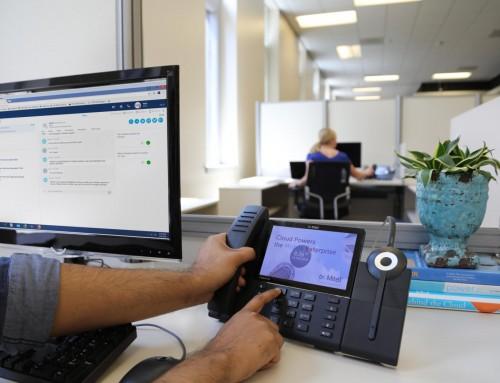 Die Cloud-Telefonanlage: Flexibel und Leistungsstark – mehr als Sprachkommunikation